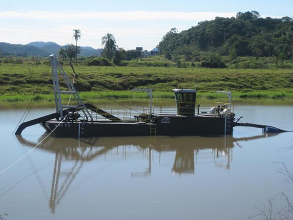 RPPNs podem sofrer graves impactos ambientais com atividade da mineração por dragagem