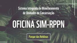 "VI OFICINA SIM-RPPN ABORDARÁ ""MONITORAMENTO DE VETORES DE PRESSÃO"""