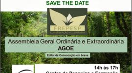 ASSEMBLÉIA 2018 FREPESP ACONTECERÁ EM ABRIL