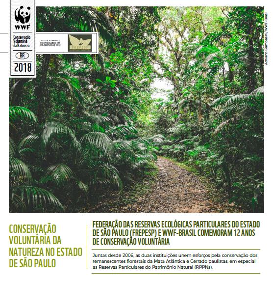 capa factsheet FREPESP e WWF
